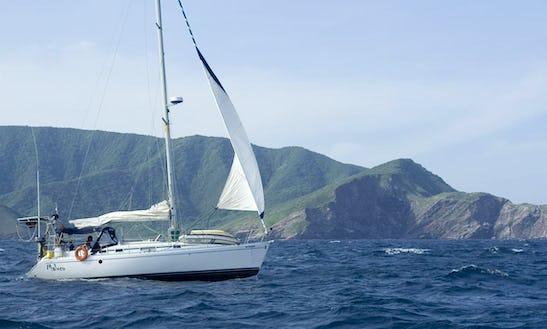 Sailing Charter On 38ft