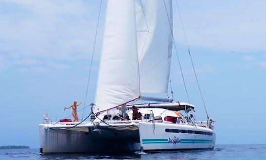 Charter 56ft Cruising Catamaran In Portobelo, Panama