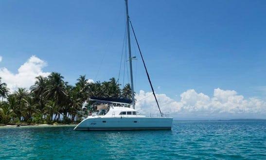 Charter 38ft Cruising Catamaran In Portobelo, Panama