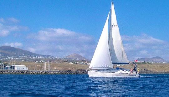 Sloop Rental In Puerto Calero