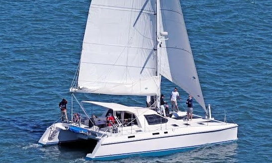 Sailing Yacht Charter In Sausalito, California