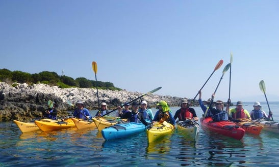 Kayak Tours In Argostoli