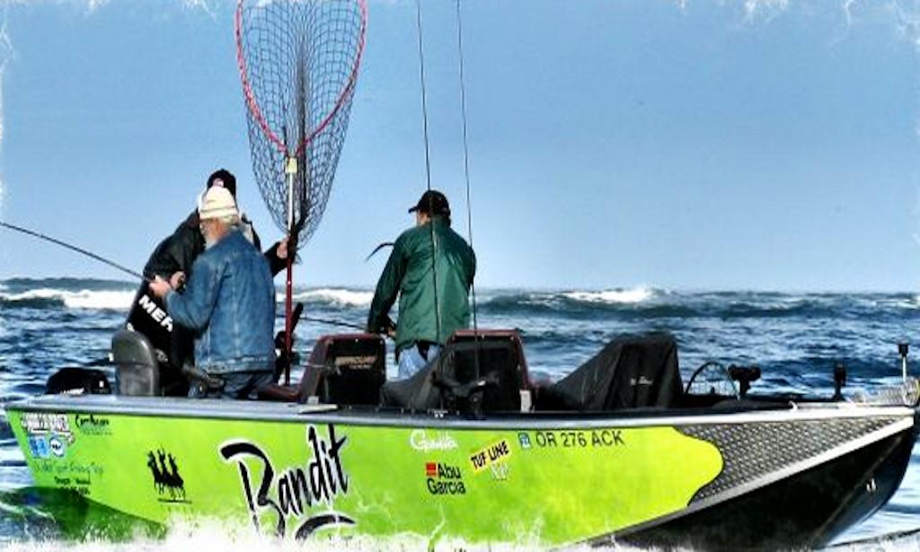 Guided crab fishing trips in oregon getmyboat for Crab fishing oregon