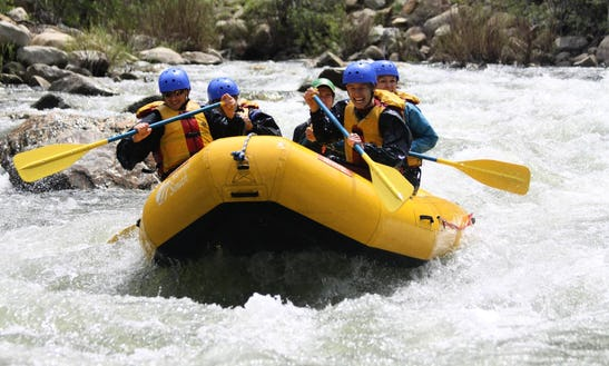 Lickety-split Raft Trip By Kayak Rental In Kernville