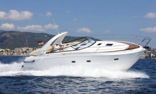 38ft Bavaria Sport Boat Charter In Barcelona, Spain