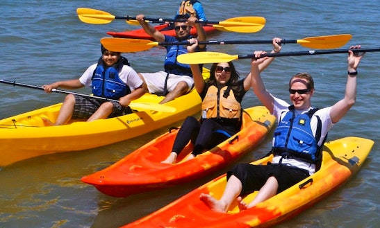 Kayak Rental & Tours In Manhattan
