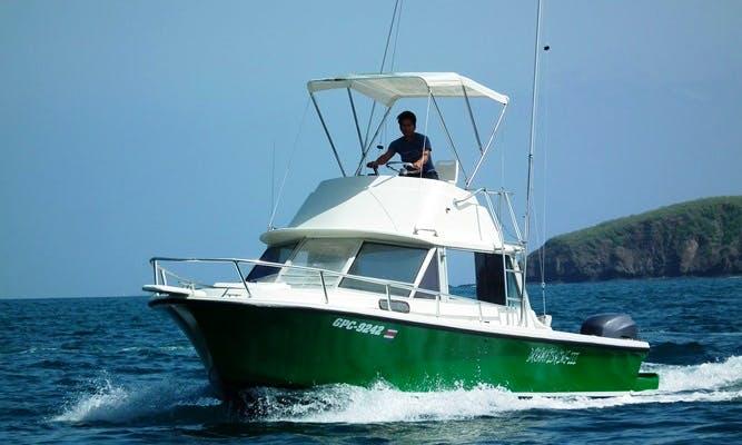 Dream Fishing Charter in Guanacaste
