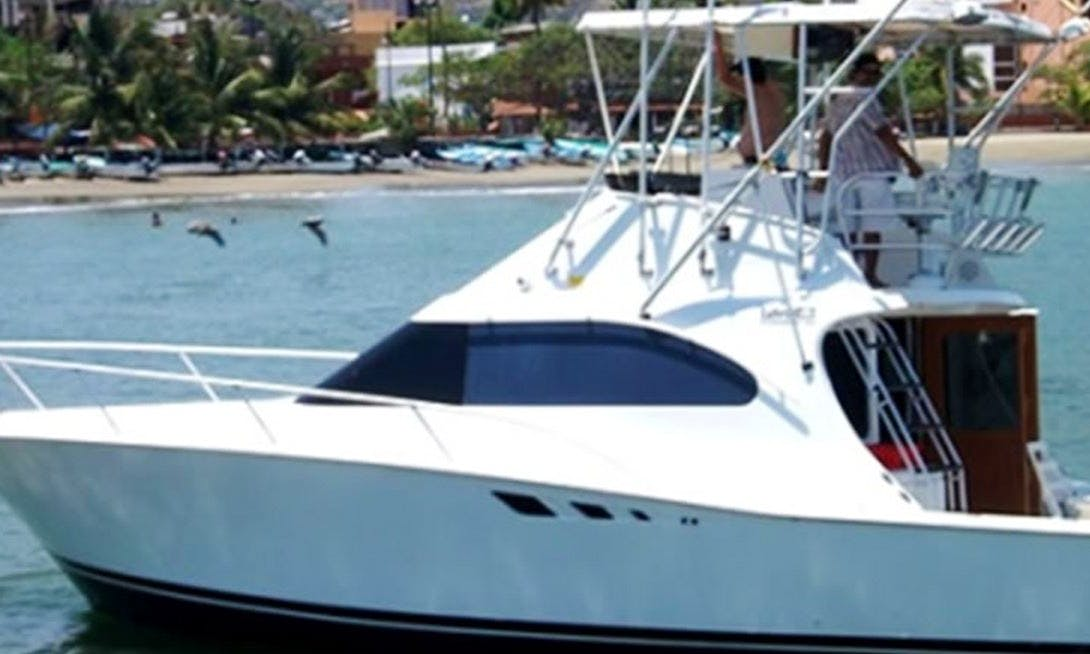 36' Private Sportfishing Yacht Charter