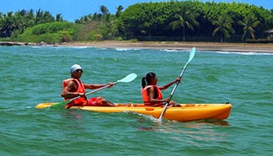 Guided Ixtapa Island Kayak & Snorkeling Trip