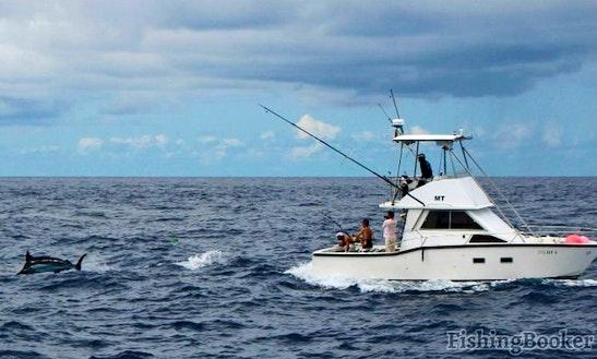 Sport Fisherman Charter In Portugal