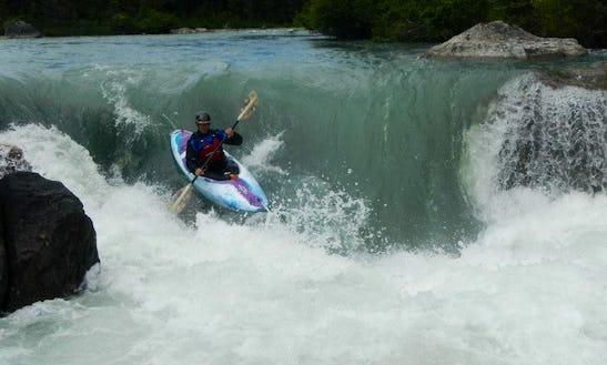 Whitewater Kayak & Courses In Yukon, Canada