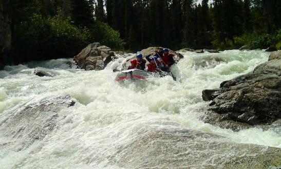Enjoy Rafting Trips In Yukon, Canada
