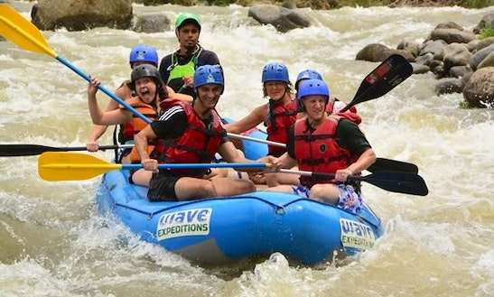 White Water Rafting In San Antonio De Belén