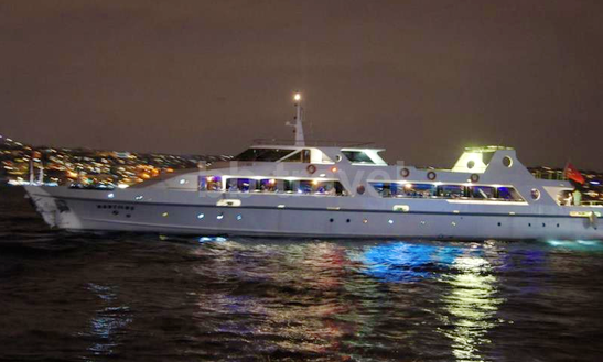 Passenger Boat Rental In Istanbul
