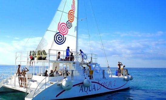 Catamaran For Charter In Cozumel