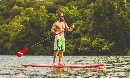 Rent Stand Up Paddle Board In Fort Worth
