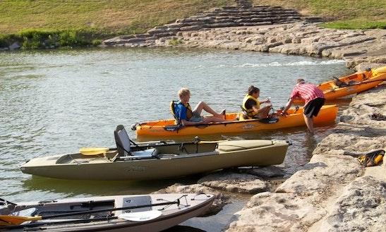 Tandem Kayak Rental In Fort Worth