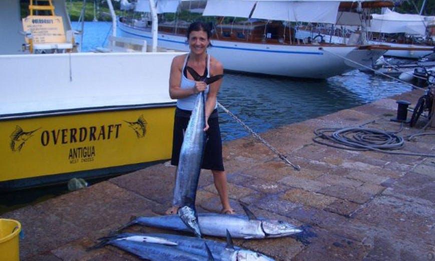 40' Sport Fishing Charter In St John's