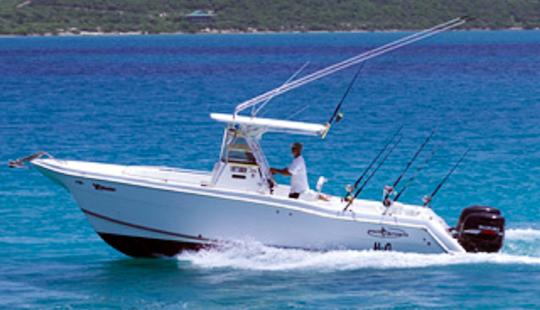 26' Prokat Fishing Boat In St John's