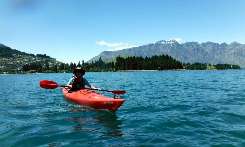 Half Day Kayak Excursion In Queenstown
