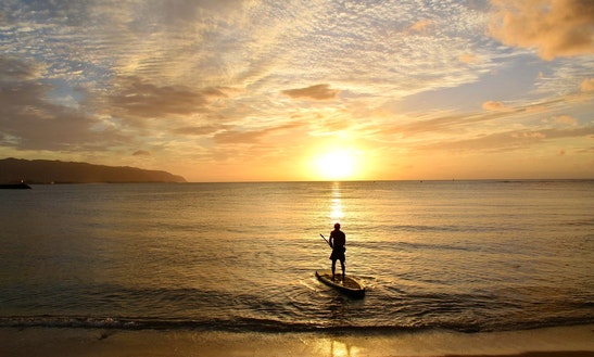 Sup Night Trips In Honolulu