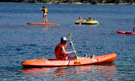Single-kayak Rental & Trips In Villa Rosa, Argentina