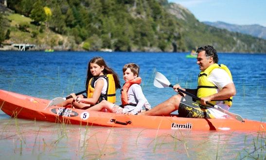 Kayak-for-3 Rental & Trips In Villa Rosa, Argentina