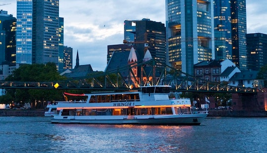 Sightseeing, Dinner And Evening Cruises In Frankfurt