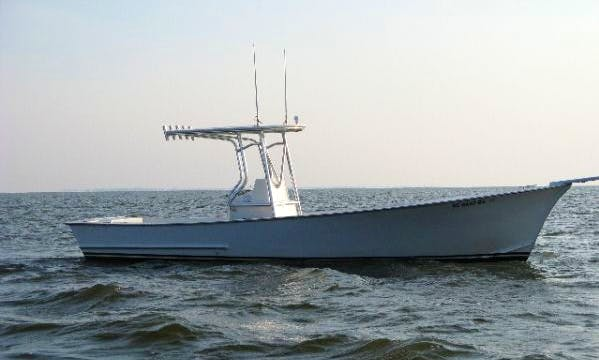 24' Custom Easter Fishing Charter Yacht In Sea Isle City, New Jersey