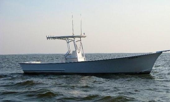 24' Custom Easter Fishing Charter Yacht In Sea Isle City, New Jersey
