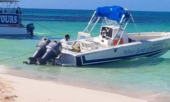 Screaming reels fishing charters grand turk getmyboat for Turks and caicos fishing charters