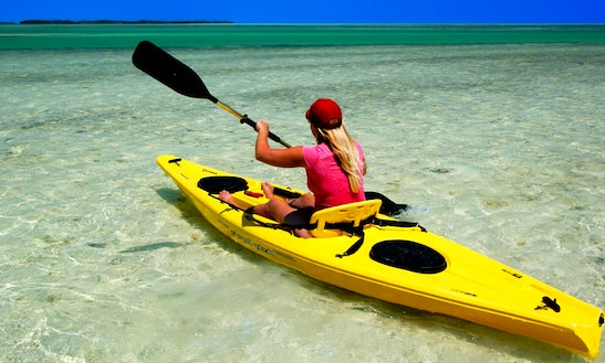 Kayaks Rental In Eagle Bay