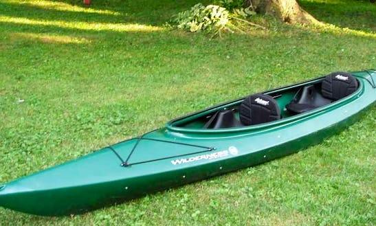 Kayak Tour In Gray Rapids