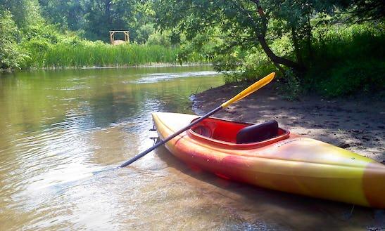 Kayak Rental In Gray Rapids