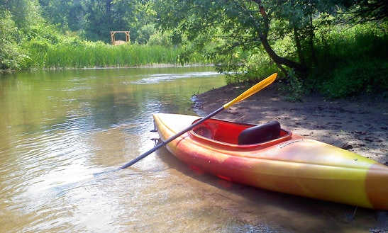 Kayak Rental In Gray Rapids