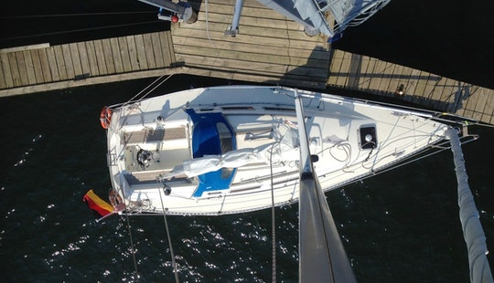 Charter Gib Sea 312 Sailing Yacht In Kiel