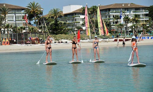 Stand Up Paddle Board Rental In Muro