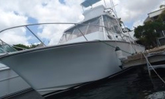 32ft ''the Party Warrior'' Luxury Sport Fisherman Boat Charter In Saint Michael, Barbados