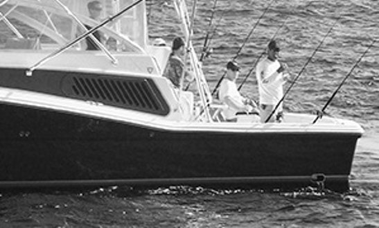 Charter Luxury Sport Fisherman In Barcelona, Spain