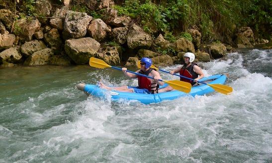River Kayaking Tour In Falmouth