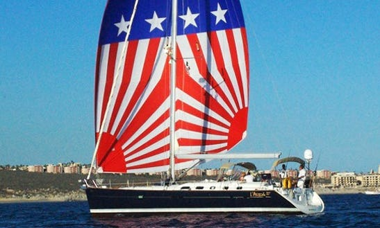 Charter On 52ft Beneteau Oceanis Luxurious Yacht In Cabo San Lucas, Mexico