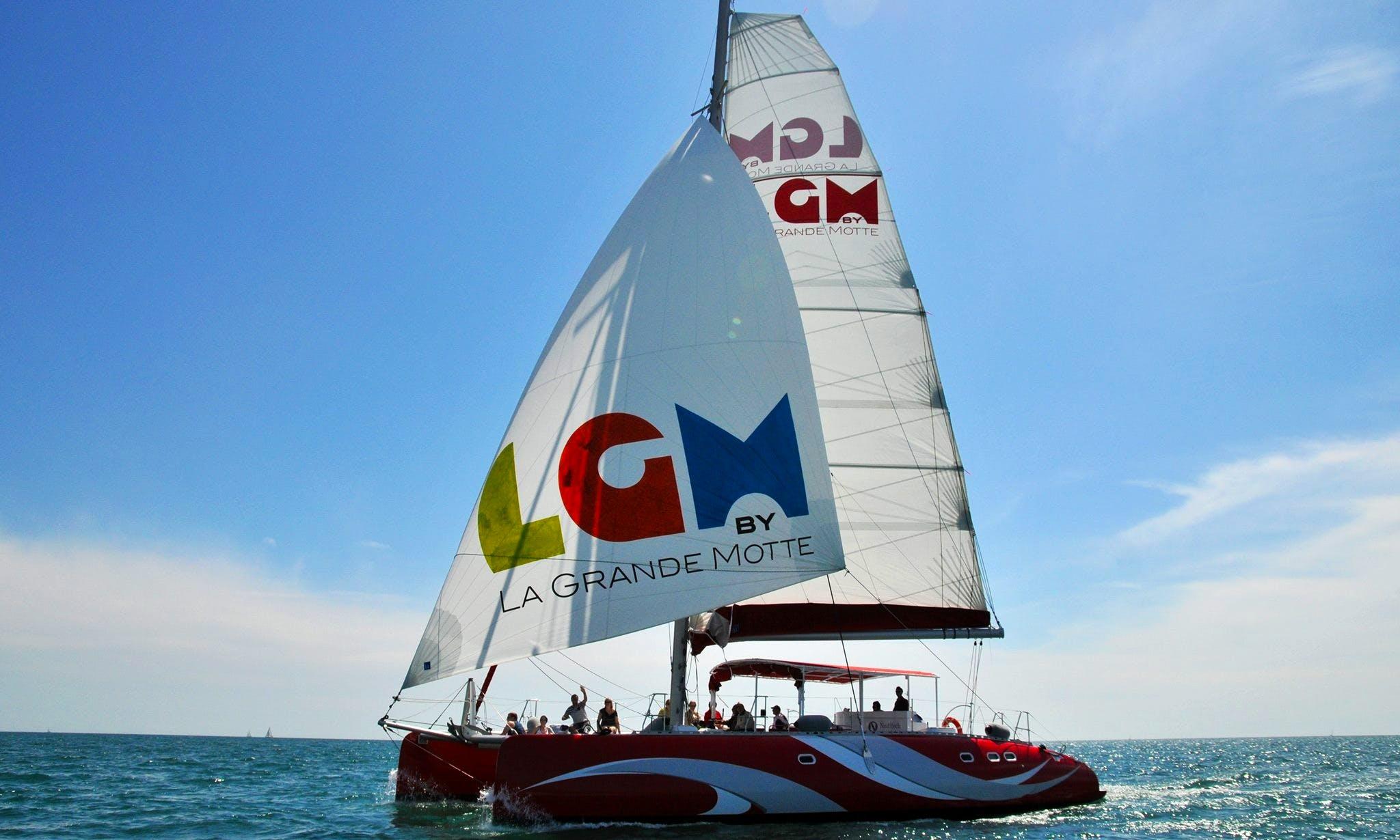 Cruising Catamaran Charter in La Grande-Motte, France