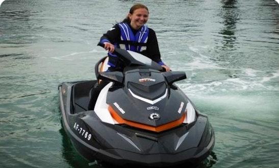 ''jet Ski & Rib Boat Safari'' In United Kingdom