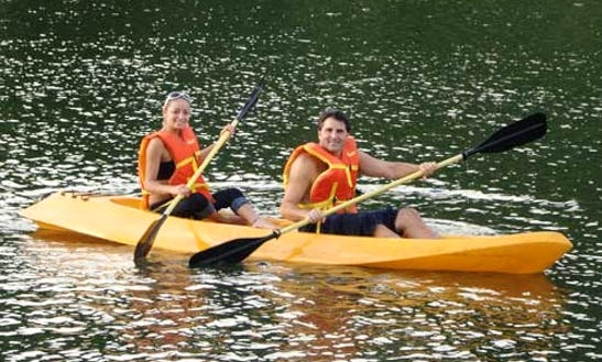 Canal Kayaking Tours In Panamá