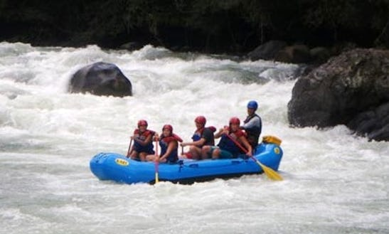 Boquete Rafting Tours In Panamá