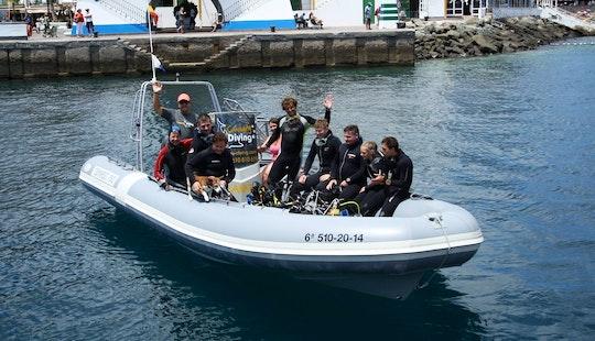 Scuba Diving Trips & Courses In Gran Canaria