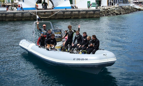 Scuba Diving Trips & Courses In Gran Canaria