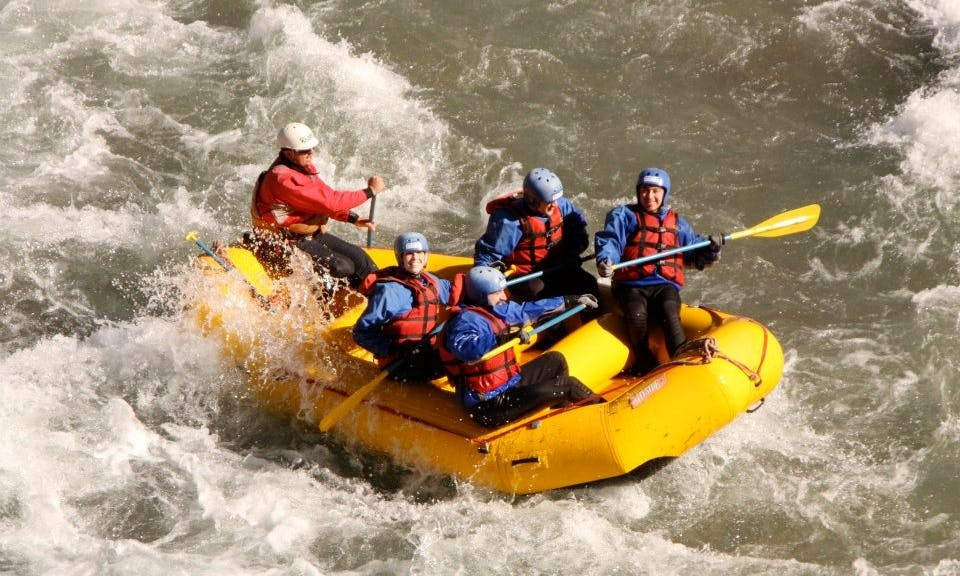 Rafting Expeditions in Mendoza, Argentina