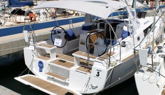 38' Cruising Monohull Charter In Torrevieja, Spain