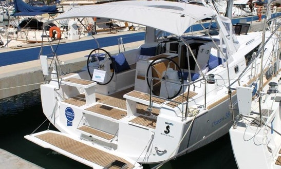 38' Cruising Monohull Charter In Torrevieja, Spain